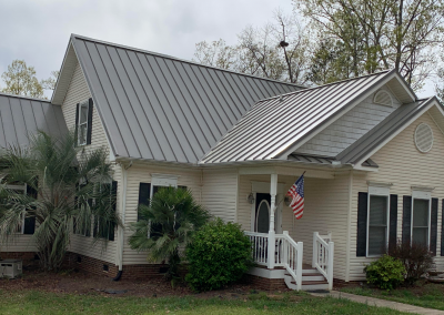 We work with many roofing types!